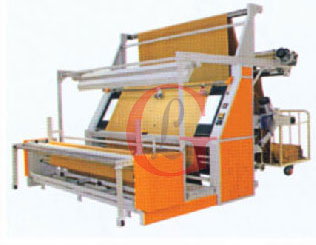 Fabric Inspection & Rolling Machine