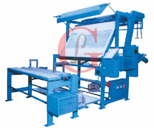 Inspection Big Batch To Small Roll Machine